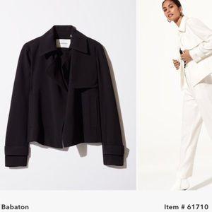 Aritzia BABATON black kano blazer jacket